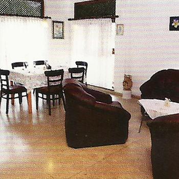"""Wohnzimmer der Ferienwohnung """"Home Maria"""""""